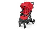 Wózek Spacerowy Baby Design Clever Red 02