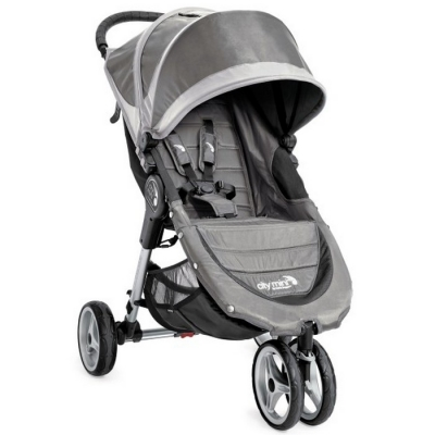 Wózek Spacerowy BABY JOGGER Citi Mini 3W kolor:Steel-Grey