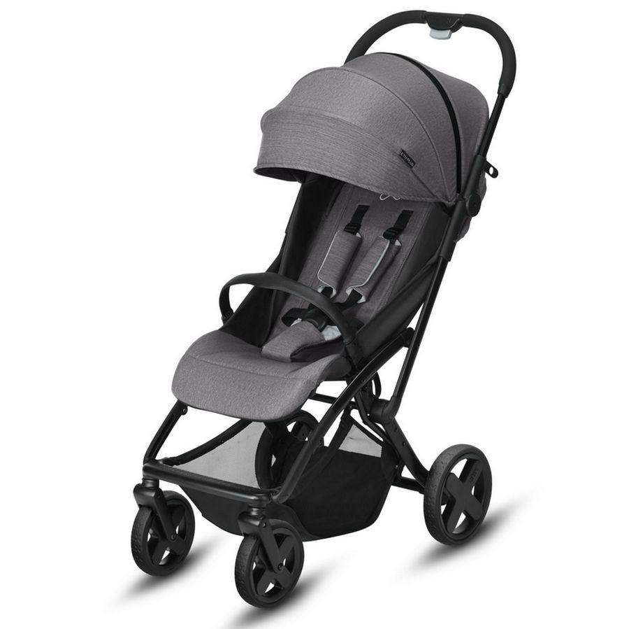 28b60c96801e9 Cybex Wózek Spacerowy CBX Etu Plus kolor Comfy Grey