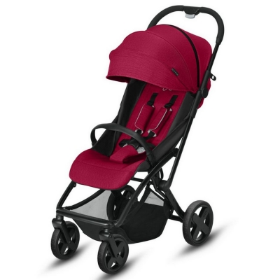 Cybex Wózek Spacerowy CBX Etu Plus kolor Crunchy Red