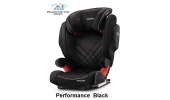 Fotelik RECARO Monza Nova 2 SeatFix kolor PERFORMANCE BLACK